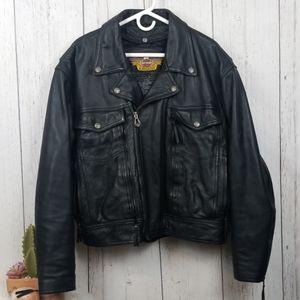 Like new Harley Davidson Leather Jacket size XL